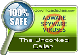 100% safe wine software award