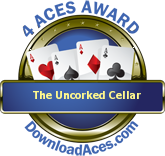 4 Aces Wine Software Award