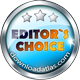 Awarded Editors Choice by DownloadAtlas.com
